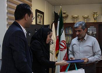 تقدیر از مقام معلم با اهدای «بیمه مسئولیت شهروندی» بیمه سامان